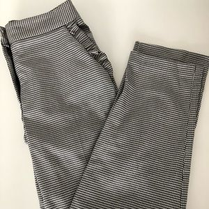 Topshop High Waisted Cropped Trousers